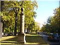 UUU8110 : Zehlendorf - Preuss. Meilenstein (Prussian Milestone) von Colin Smith