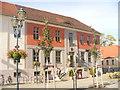 UUU8107 : Teltow - Altes Rathaus von Colin Smith