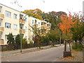 UUU8009 : Zehlendorf - Buschgrabenweg von Colin Smith