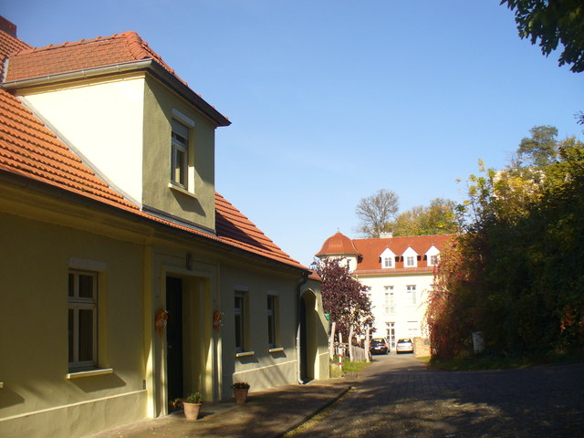 Strausberg - Fischerkietz (Old Fishing Quarter)