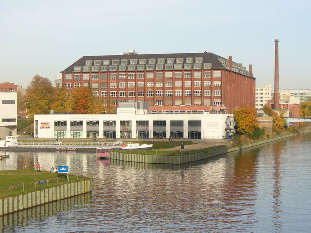 Hafen Tempelhof - Altes Lagerhaus (Old Warehouse)