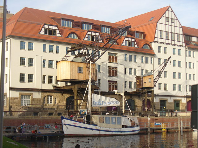 Tempelhofer Hafen - Altes Lagerhaus (Old Warehouse)