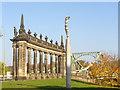 UUU7008 : Potsdam - Glienicker Bruecke (Glienicke Bridge) von Colin Smith