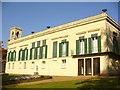 UUU7008 : Westseite - Schloss Glienicke (West Front - Glienicke Palace) von Colin Smith