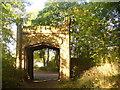 UUU7009 : Krughorn - Parktor (Park Gate) von Colin Smith