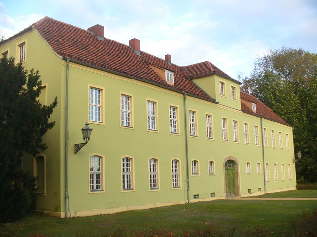 Gruenes Haus (Green House)