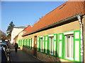 UUU7007 : Babelsberg - Grenzstrasse von Colin Smith