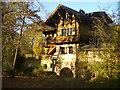 UUU7008 : Klein-Glienicke - Schweizerhaus (Swiss Chalet) von Colin Smith