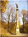 UUU7007 : Park Babelsberg - Siegessäule (Victory Column) von Colin Smith