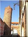 UUT6862 : Jueterbog - Zinnaer Tor von Colin Smith
