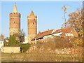 UUT6761 : Jueterbog - Stadtturmen und Stadtmauer (City Towers and Wall) von Colin Smith
