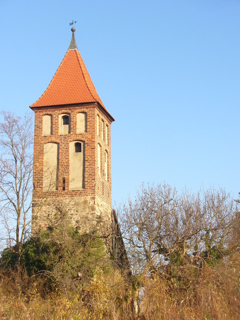 Jueterbog - Wehrturm (Fortified Tower)