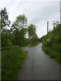 Radweg von Bronnweiler nach Gönningen