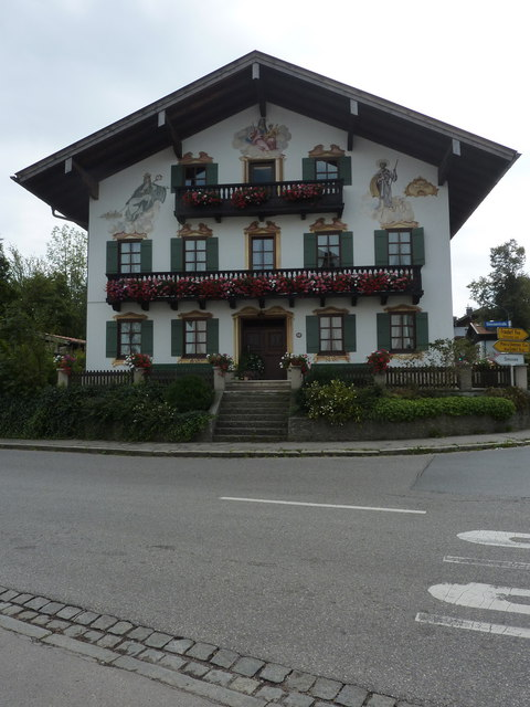 Haus in Riedering