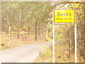 UUU7211 : Berlin - Bezirk Spandau (Spandau District) von Colin Smith