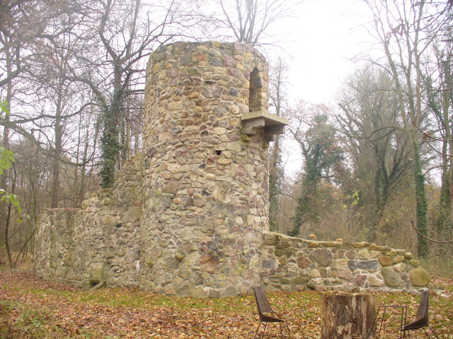 Gross Glienicke - Turm am Park (Tower in the Park)