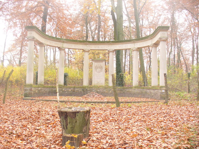 Gross Glienicke - Gutspark (Manor Park)