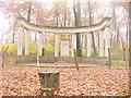 UUU7115 : Gross Glienicke - Gutspark (Manor Park) von Colin Smith