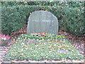 UUU7809 : Ehrengrab Willy Brandt (Honoured Grave of Willy Brandt) von Colin Smith
