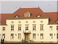 UUU8046 : Schloss Oranienburg - Innenhof (Oranienburg Palace - Inner Courtyard) von Colin Smith