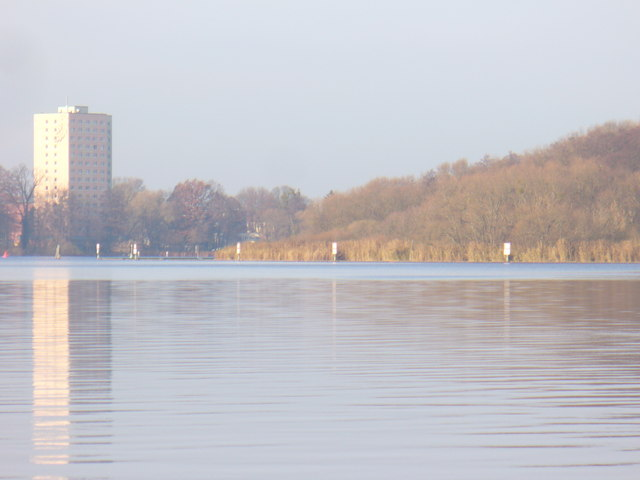 Hermannswerder am Templiner See (Hermannswerder on Templin Lake)