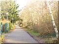 UUU8707 : Lichterfelde - Jenbacher Weg von Colin Smith