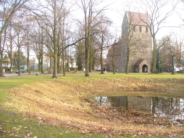 Alt-Marienfelde - Kirchteich (Church Pond)