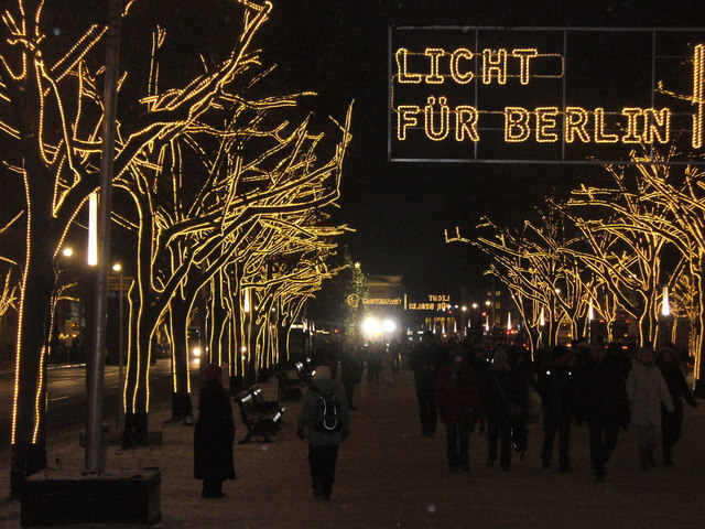 Licht Fuer Berlin (Light for Berlin)