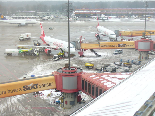 Tegel - Air Berlin