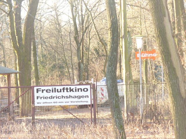 Freiluftkino Friedrichshagen