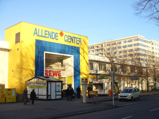 Koepenick - Allende Centre