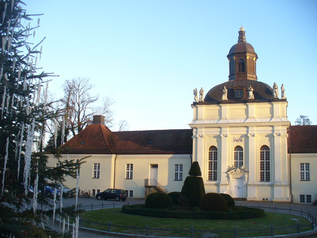 Koepenick - Schlosskirche (Palace Church)