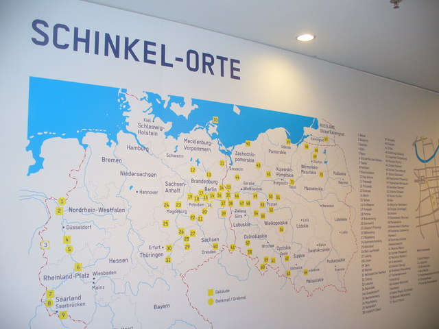 Schinkel-Orte (Places Connected with Schinkel)