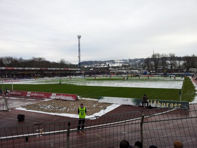 Trier, Moselstadion