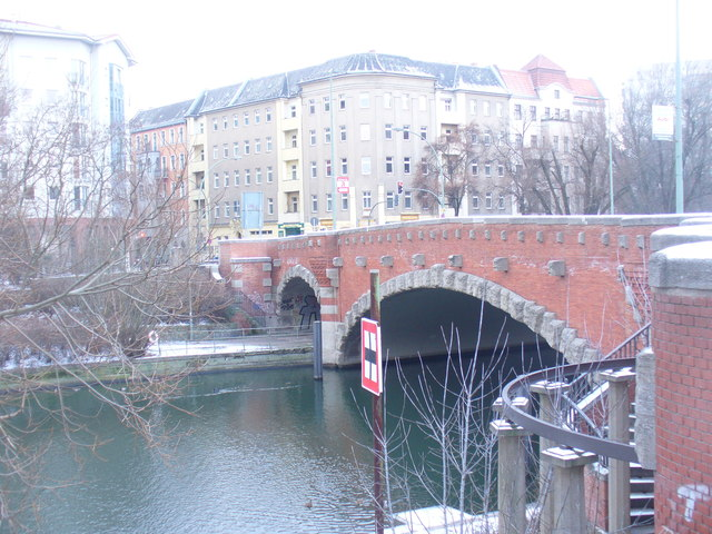 Charlottenburg - Dovebruecke (Dove Bridge)