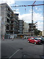 UNV1505 : Umwandlung der Friedel-Gebäude in Wohnhäuser von Hansjörg Lipp