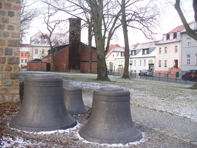 Teltow - Kircheglocken (Church Bells)