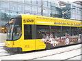 UVS1155 : Dresdener Strassenbahn (Dresden Tram) von Colin Smith