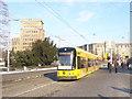 UVS1257 : Dresden - Albertplatz von Colin Smith