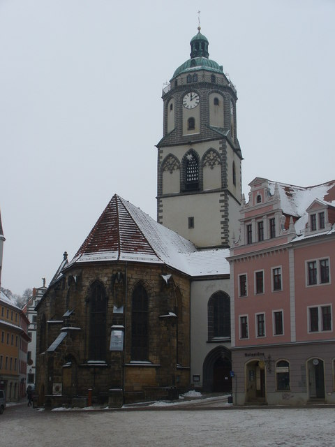 Meissen - Frauenkirche (Church of Our Lady)