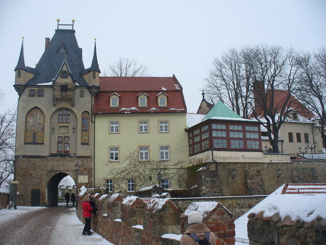 Meissen - Mitteltor (Middle Gate)
