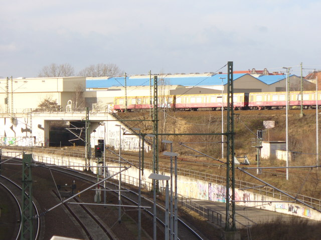 Moabit - Eisenbahnkreuzung (Railway Junction)