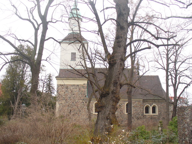 Mariendorf - Dorfkirche (Village Church)