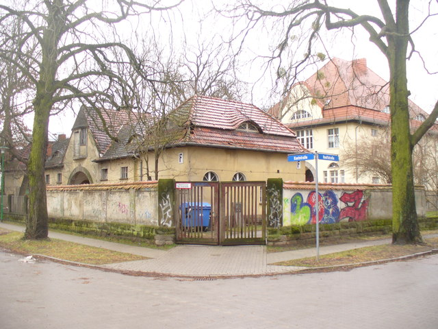 Teltow - Historisches Gut (Historic Manor House)