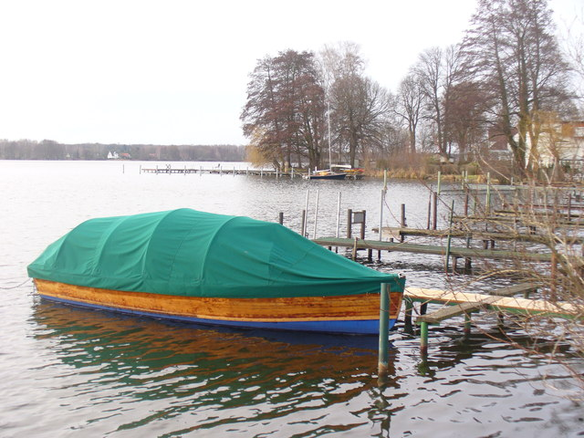 Havelufer - Anlegestellen (Havel Riverbank - Moorings)