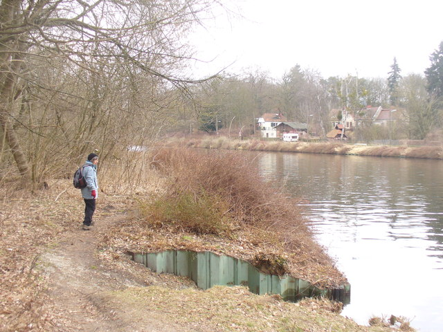 Teltowkanal - Nordufer (North Bank)