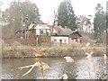 UUU7406 : Teltowkanal - Kremnitzufer von Colin Smith