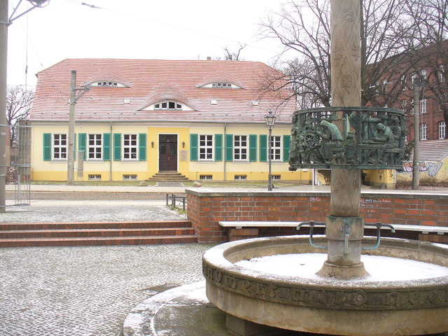 Cottbus - Historisches Gebaeude (Historic Building)