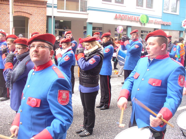 Cottbus - Spielmannszug (Marching Band)