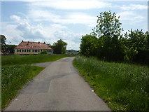 Kilchberg: Steinwiesensträßle und Unteres Schloss